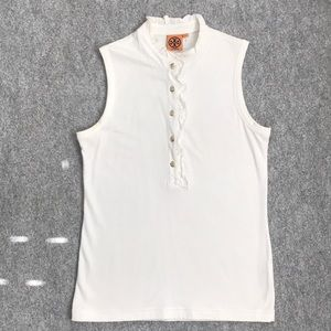 White Tory Burch shirt size L